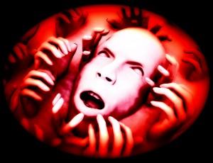 scary head 4